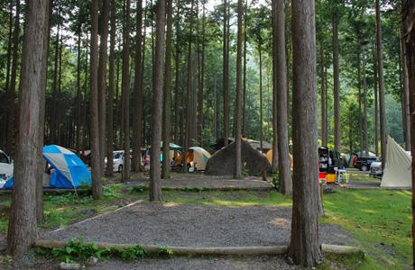 Inn 海山 キャンプ